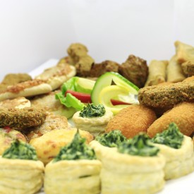 Canape platters delivery in central london frank 39 s express for Canape menu prices
